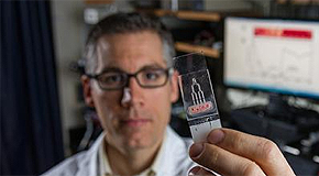 Microfluidic Device Measures Drugs' Influence on Blood Clotting
