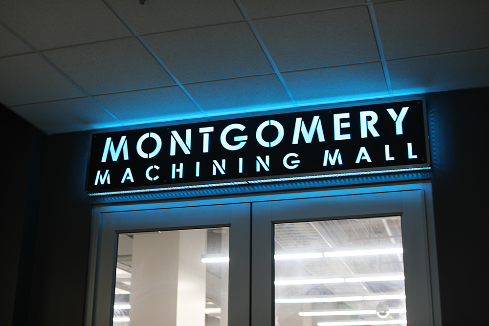 Montgomery Machining Mall
