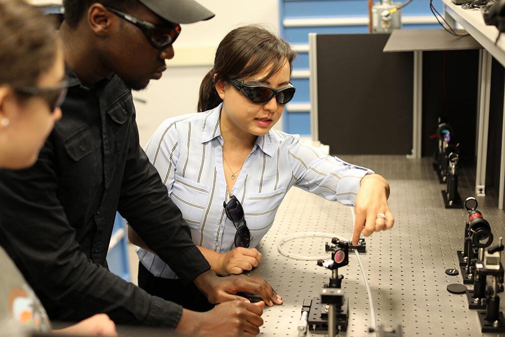 Assistant Professor Ellen Yi Chen Mazumdar