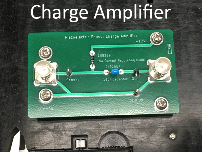 Charge Amplifier