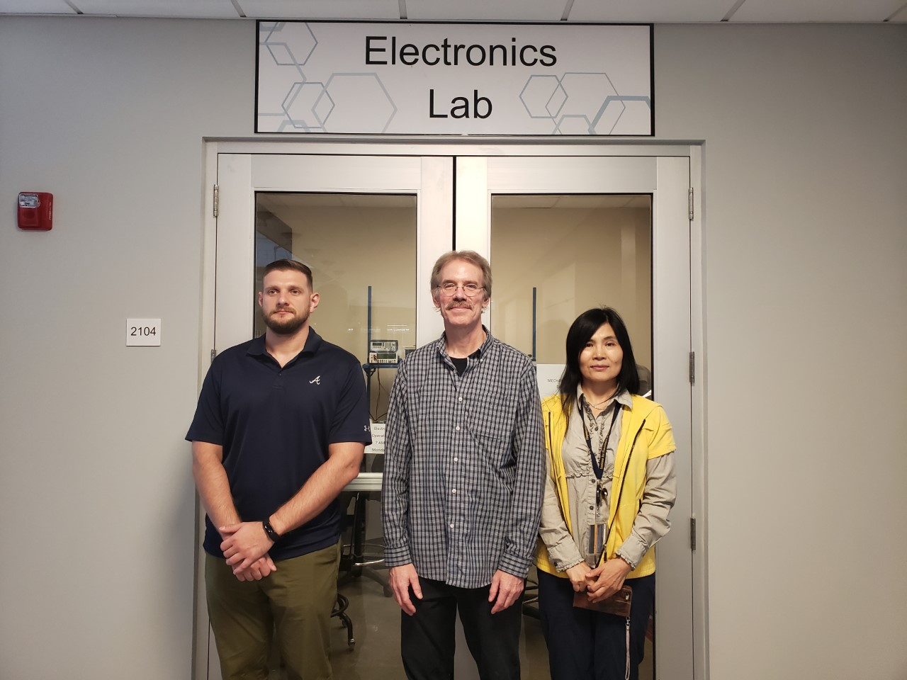 Electronics Lab Staff