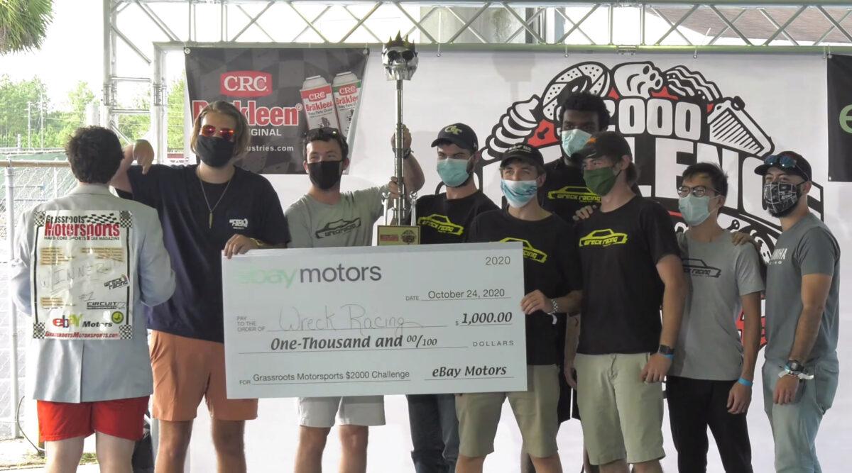 Wreck Racing GRM Champions