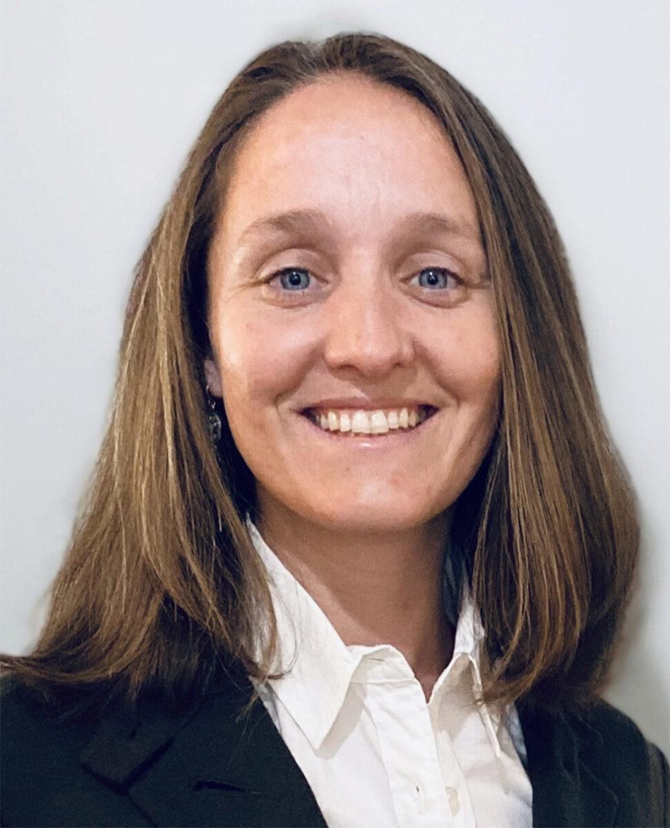 Assistant Professor Marta Hatzell