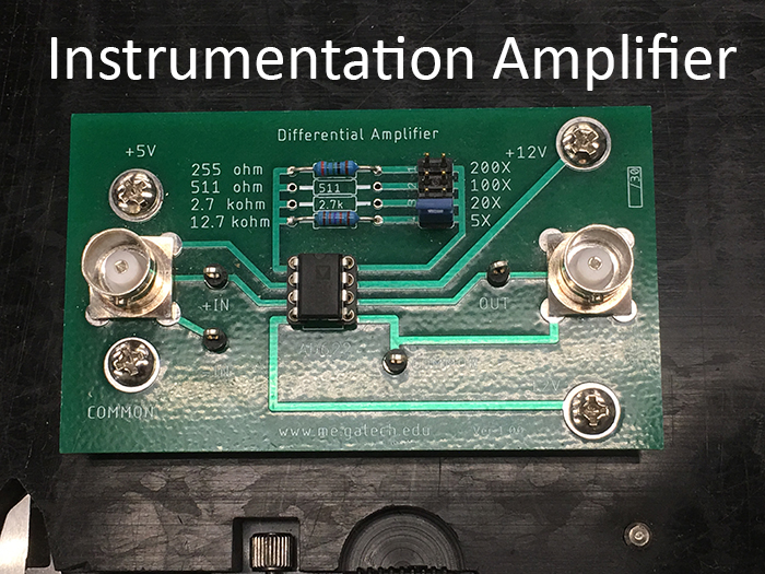 Instrumentation Amplifier