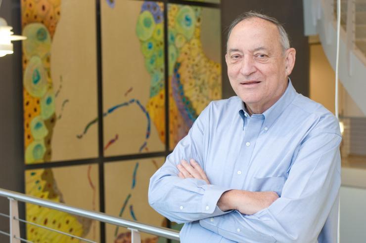 Bob Nerem in the Petit Institute