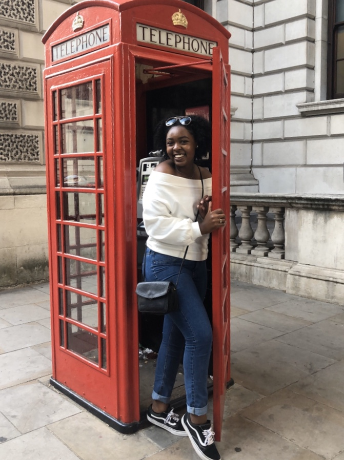 Quinnell Smith Study Abroad