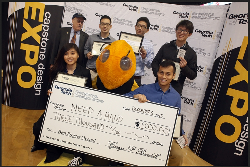 Students Create the Next at Fall Capstone Expo | The George W