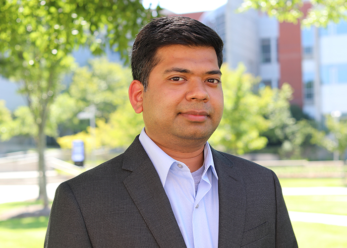 Assistant Professor Sourabh Saha