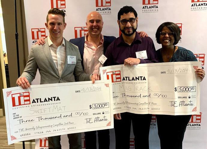 SwiftMat at the TYE Atlanta competition