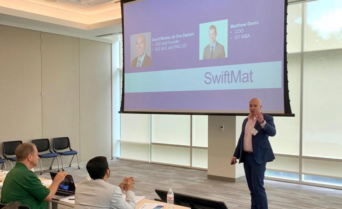SwiftMat presentation