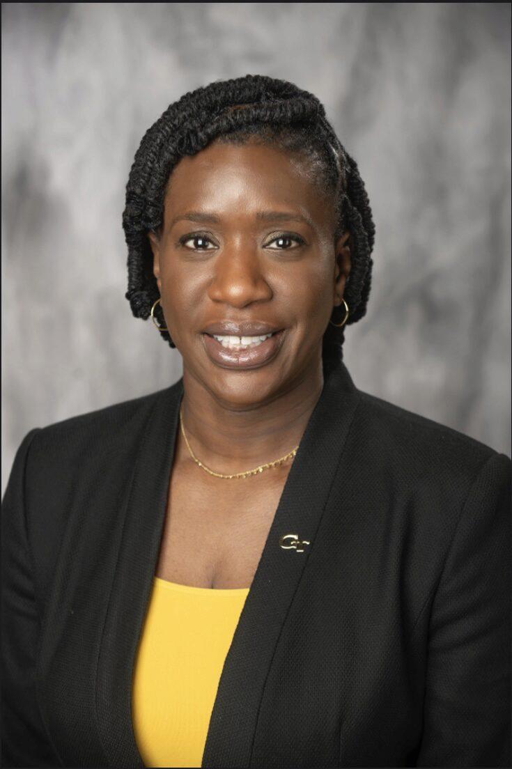 Director of Development Tamika Barnes