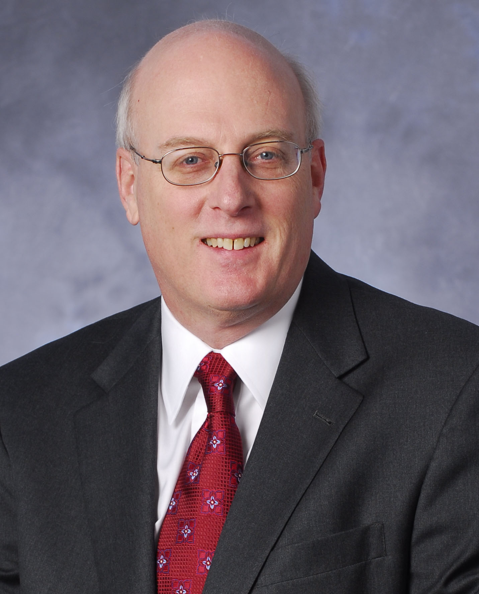 Bill Wepfer Headshot