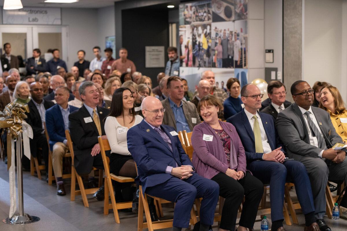 Wepfer Design Commons Dedication- Guests