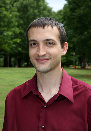 Aaron Young headshot