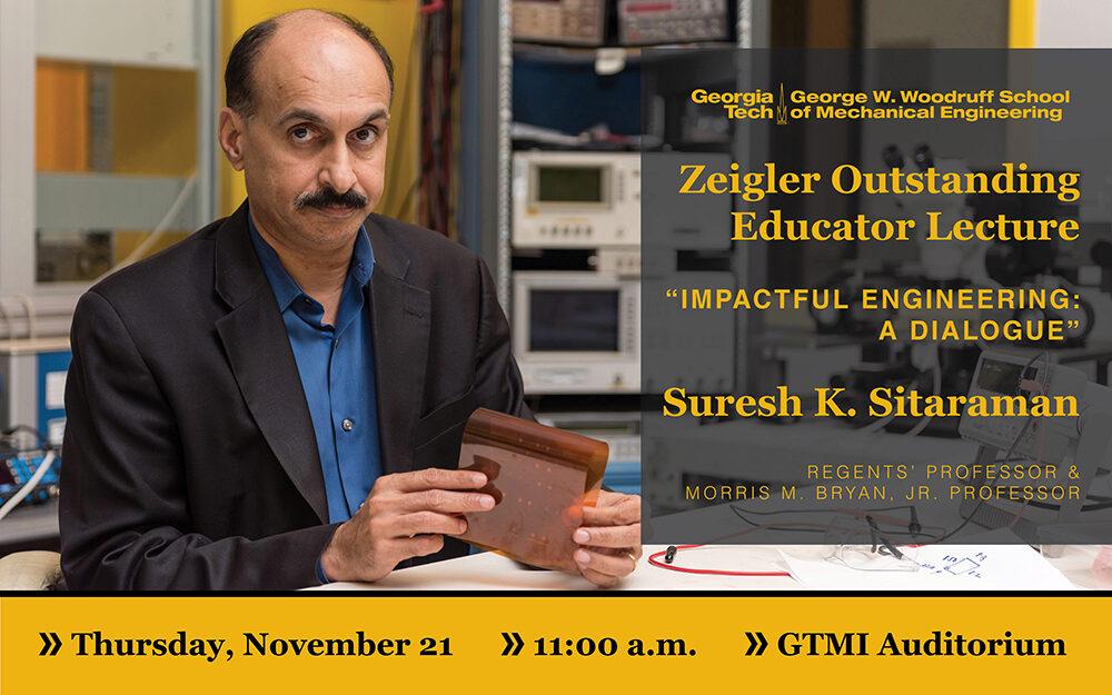 2019 Zeigler Lecture