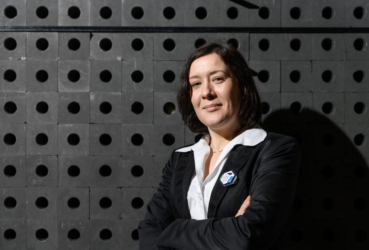 Associate Professor Anna Erickson