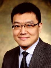 Hailong Chen, assistant professor, George W. Woodruff School of Mechanical Engineering.