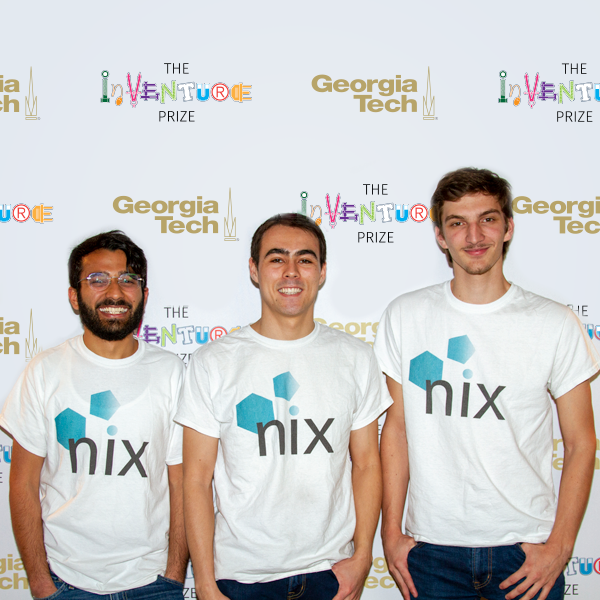 Team Nix, InVenture Prize People's Choice winners