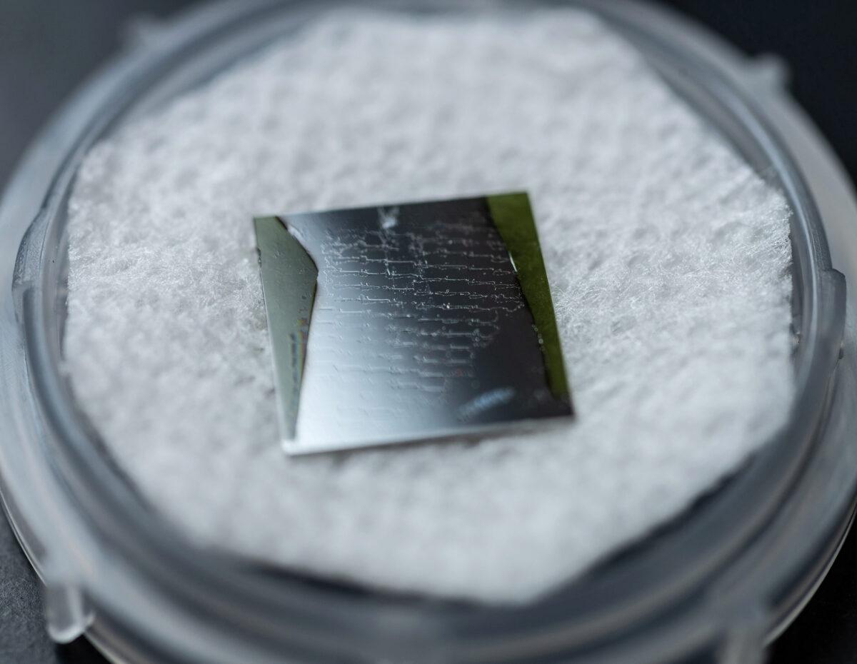 GaN-SiC samples
